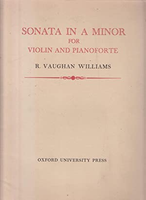 Vaughan Williams: Sonata in A minor (Violin & Piano)