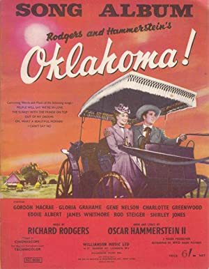 Oklahoma Song Album