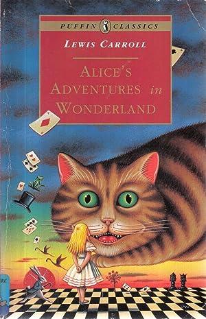 Alices Adventures in Wonderland: Lewis Carroll