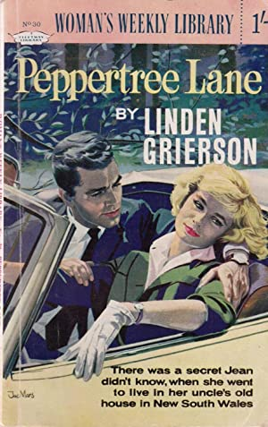 Peppertree Lane. Womans Weekly Library No 30: Linden Grierson