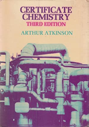 Certificate Chemistry: Arthur Atkinson