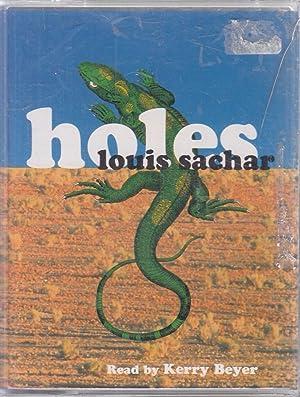 Holes: Unabridged: Louis Sachar