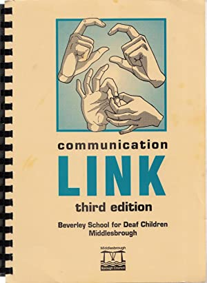 Communication Link: A Dictionary of Signs: Cath Smith