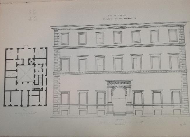 Edifices De Rome Moderne Volume One Palais