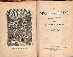 Giovanni da Procida o il vespro siciliano.: Lamothe-Langon E-L.