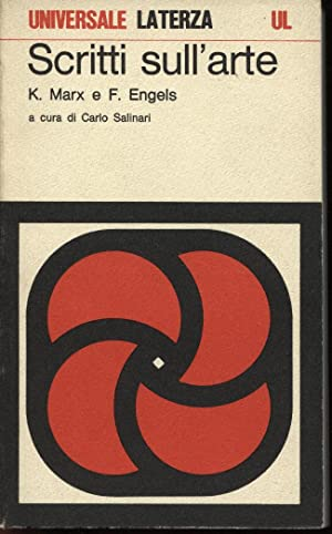 Scritti sull'arte, a cura di Carlo Salinari.: Marx Karl, Engels