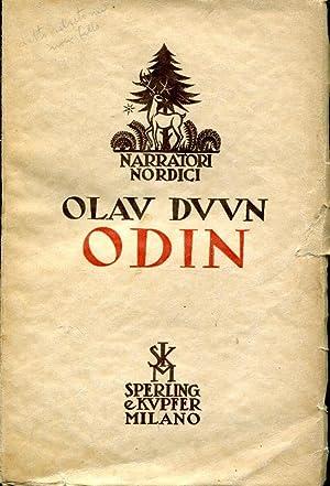 Odin. Traduzione dal norvegese di giacomo Prampolini.: Duun Olav