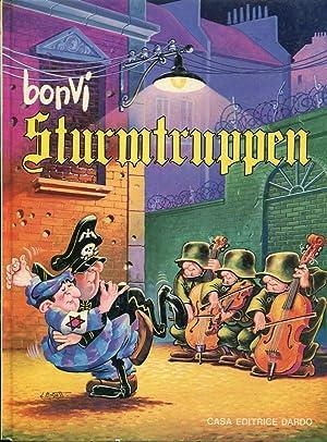 Sturmtruppen. Coordinamento artistico di Roberto Sangalli e: Bonvi (Franco Bonvicini)
