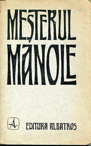 Mesterul Manole; Master Manole; Le Maitre Manole;: Vasile Alecsandri