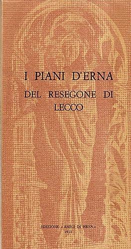 I Piani d'Erna del Resegone di Lecco: Borghi Angelo