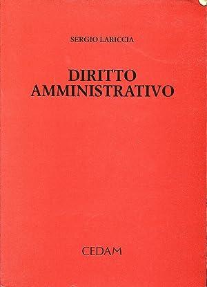 Diritto amministrativo: Lariccia Sergio