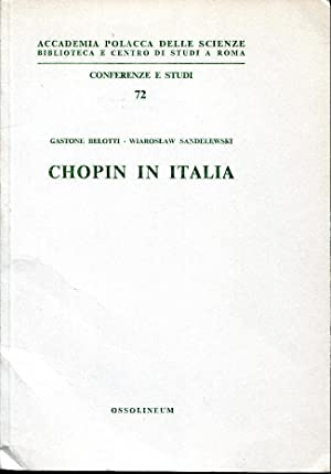 Chopin in Italia.