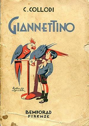 Giannettino. Libro per i ragazzi. Nuovissima ed.: Collodi Carlo