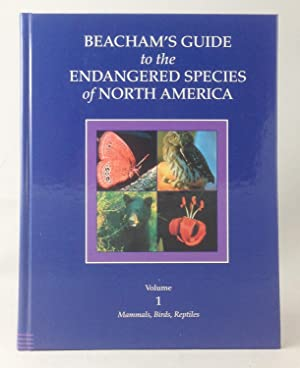 Beacham's Guide to the Endangered Species of North America, 6 volumes, complete.: Beacham, ...