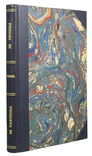 De Vogels van Nederlandsch Indie. Les Oiseaux des Indes Neerlandaises, Parts II and III only of 3 ...