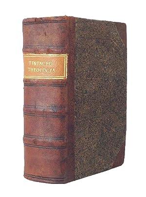 Testaceo-Theologia, oder Grundlicher Beweis des Daseyns und der vollkommnesten Eigenschaften eines ...
