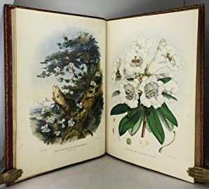 The Rhododendrons of Sikkim-Himalaya; being an account, botanical and geographical, of the ...