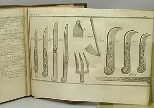 La Pratique du Jardinage; ouvrage rédigé après sa mort sur ses memoires, 2 volumes.: Schabol, Abbé ...