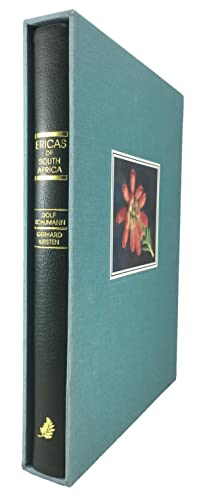 Ericas of South Africa (Collector's edition of 100 numbered copies, this is copy no. 1 presented ...