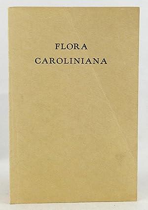 Flora Caroliniana, secundum systema vegetabilium perillustries Linnæi digesta: Walter, Thomas