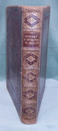 The Scenery and Antiquities of Ireland. Illustrated: J.Stirling Coyne, N.P.Willis