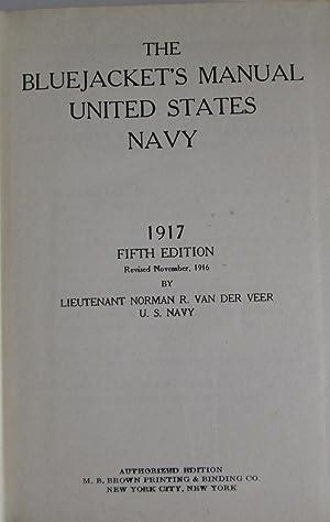 Bluejackets' Manual United States Navy 1917 - AbeBooks