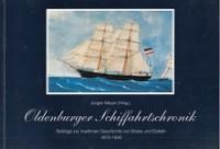 Oldenburger Schiffahrtschronik Beitrage zur maritimen Geschichte von: Meyer, J