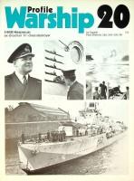 Profile Warship 20, Hms Hesperus Ex Brazilian: Dickens, P