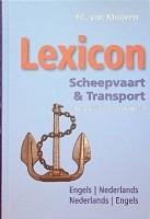 Lexicon Scheepvaart en transport Nederlands/Engels en Engels/Nederlands: Kluijven, P.C. ...