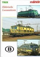 Electrische Locomotieven: Delie, Max
