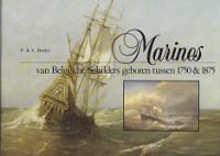 Marines Van Belgische Schilders geboren tussen 1750 en 1875: Berko, P. en V.
