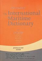 The International Maritime Dictionary. English, Filipino, Spanish,: Kluijven, P.C. van