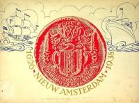 Brochure Nieuw Amsterdam: HAL