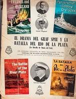 El Drama Del Graf Spee Y La Batalla Del Rio De La Plata Una Antologia Documental Y Chronoligica: ...
