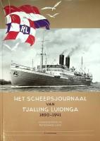 Het scheepsjournaal van Tjalling Luidinga 1890-1941 Gezagvoerder bij de Rotterdamsche Lloyd: ...