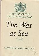 The War at Sea Volume II. The Period of Balance: Roskill, W.