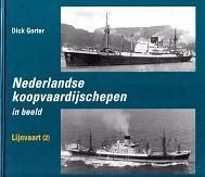 Nederlandse koopvaardijschepen in beeld deel 6 Lijnvaart: Gorter, D.