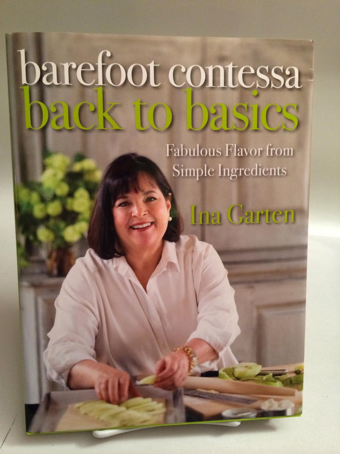 Featured Books By Ina Garten Barefoot Contessa Back To Basics