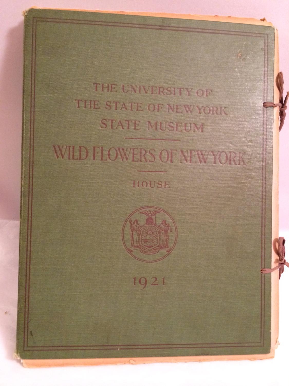Wildflowers Of New York Very Good Hardcover
