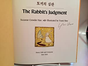The Rabbit's Judgment: Suzanne Crowder Han, Yumi Heo (Illustrator)