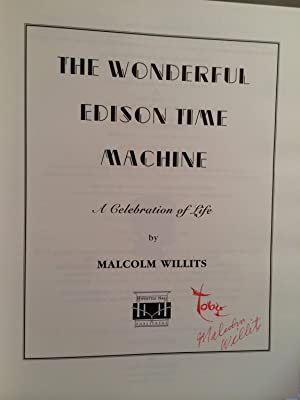The Wonderful Edison Time Machine: Willits, Malcolm