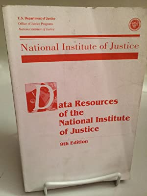 Data Resources of the National Institute of Justice