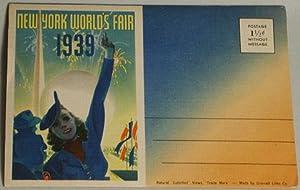 New York World's Fair, 1939 postcards: New York City)