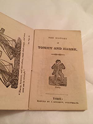 The History of Tommy And Harry: Chapbook