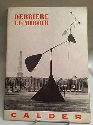 DERRIERE LE MIROIR N 113: Maeght, A. (editor)