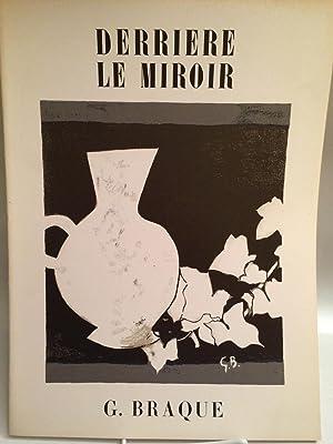 DERRIERE LE MIROIR NO. 25-26: Maeght, A. (editor)