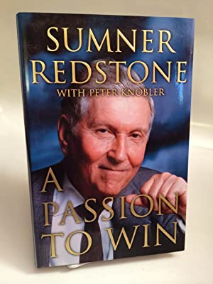 A Passion to Win: Redstone, Sumner