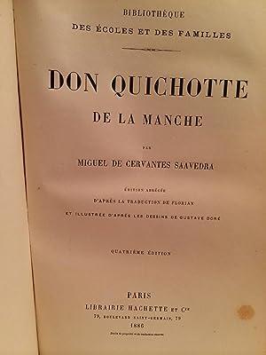 Don Quixote De La Manche: CERVANTES SAAVEDRA, Miguel de