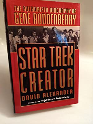 Star Trek Creator: Alexander, David