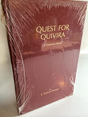 Quest for Quivira: Morgan, Buford